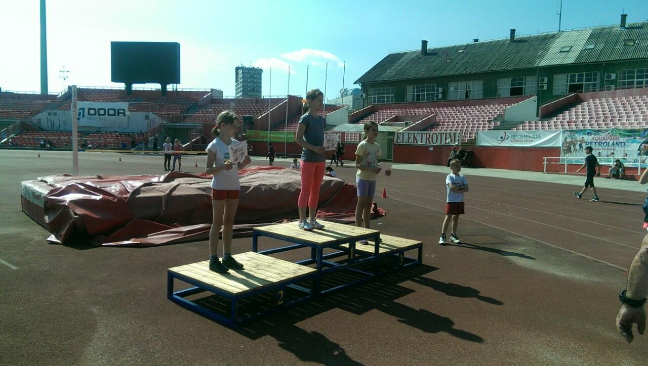 Окружно такмичење у атлетици